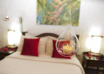 DECORACIÓN NOCHE ROMANTICA Hotel Salento Real Eje Cafetero