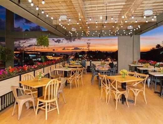 Restaurante Hotel Salento Real Eje Cafetero