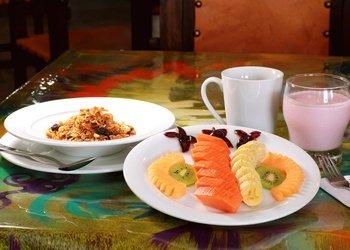 DESAYUNO Hotel Salento Real Eje Cafetero