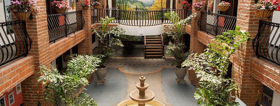 Salones de reuniones Hotel Salento Real Eje Cafetero