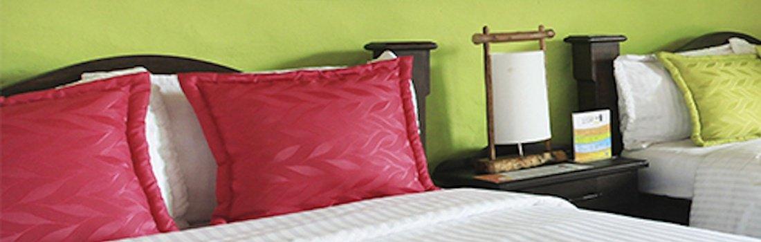 HABITACIÓN TWIN CONFORT Hotel Salento Real Eje Cafetero