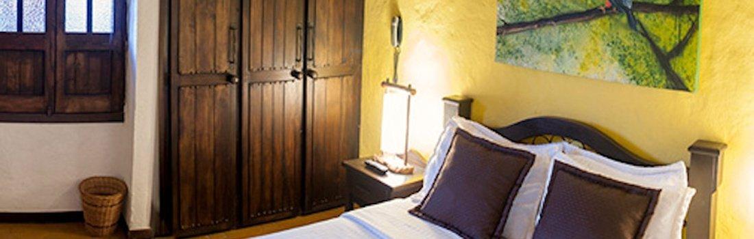 HABITACIÓN CONFORT Hotel Salento Real Eje Cafetero
