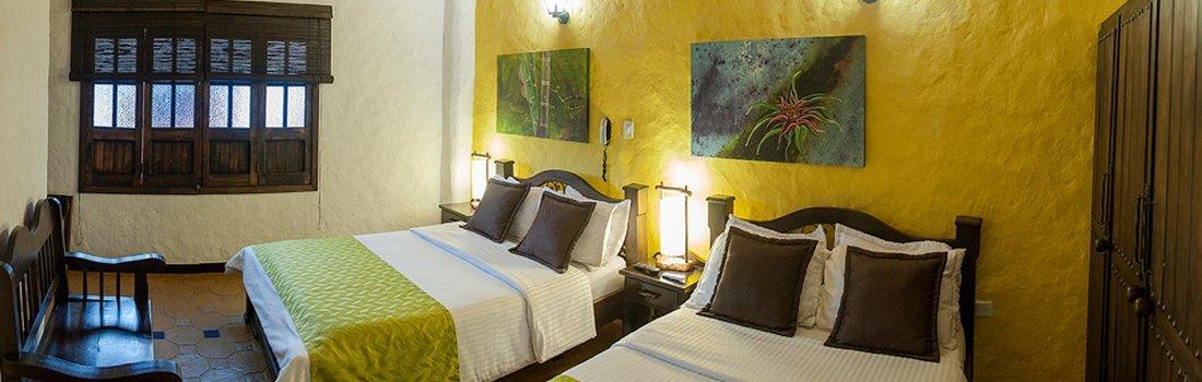 HABITACIÓN TWIN SUPERIOR Hotel Salento Real Eje Cafetero
