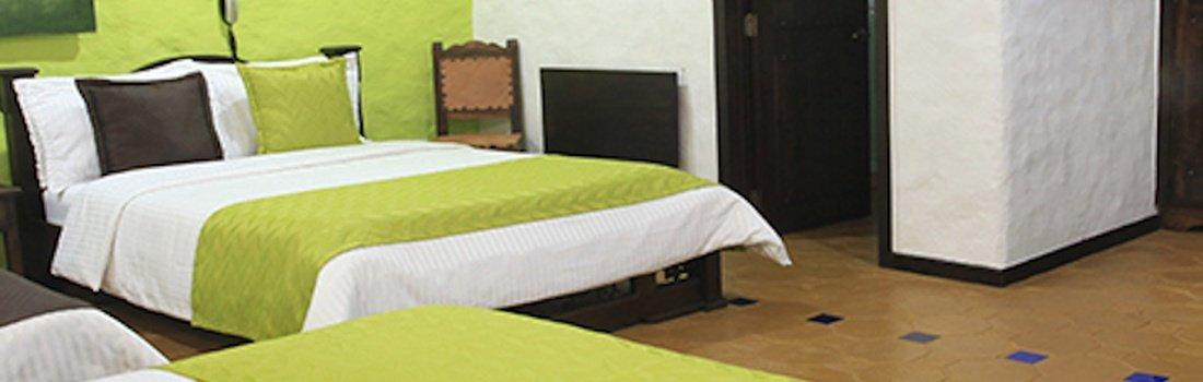 HABITACIÓN SUPERIOR FAMILIAR Hotel Salento Real Eje Cafetero