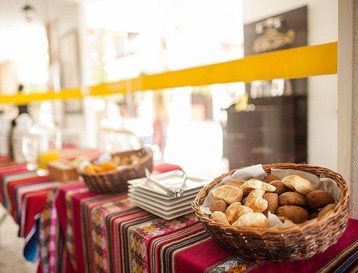 DESAYUNO A TU GUSTO Hotel Salento Real Eje Cafetero