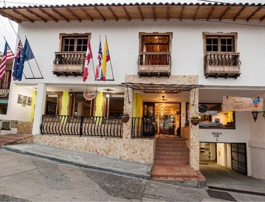 FACHADA HOTEL Hotel Salento Real Eje Cafetero