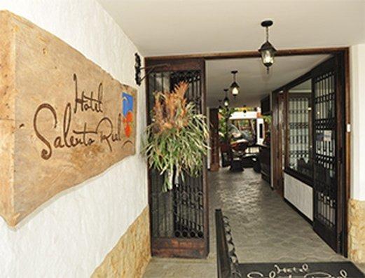 ENTRADA Hotel Salento Real Eje Cafetero